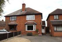 3 bed semi detached house in Main Road, Worcester...