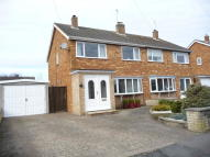 3 bedroom semi detached home in Mill Crescent, Southam...