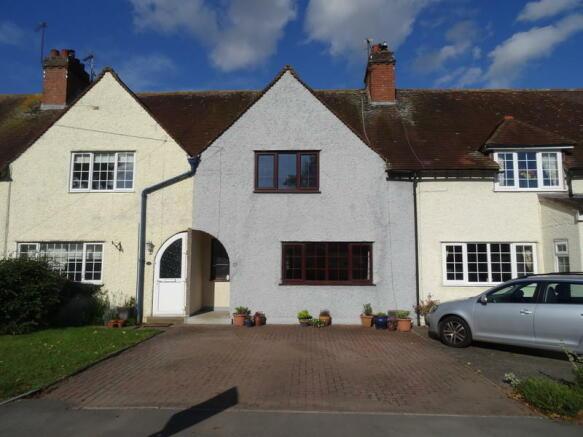 Houses sale model village long itchington