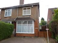 Lythalls Lane semi detached house to rent