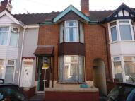 Terraced property in 7 Westbury Road...