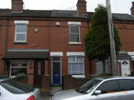 Terraced house in North Street, Stoke...