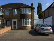 3 bed semi detached house in Anchorway Road, Coventry...