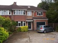 Brookside Avenue semi detached property to rent