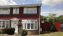 3 bed End of Terrace home in Colemans Close, Lydd...