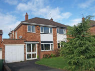 semi detached property for sale in Forest Close, Lickey End...