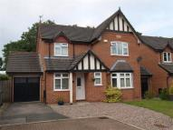 Detached house for sale in St James Close, Greasby...