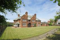Detached home in Stanley Road, Hoylake