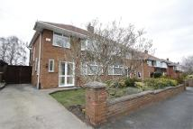Meadowcroft semi detached house to rent