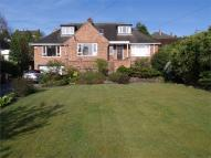 Detached house in Oldfield Road, Heswall...