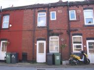 Terraced property in Hargreaves Street...