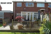 3 bed semi detached home for sale in Church Road, Altofts...