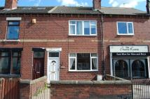 Terraced property in Castleford Road...