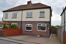 3 bedroom semi detached home in Newland View, Altofts...