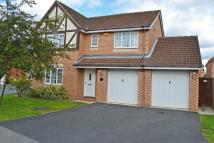 4 bedroom Detached house for sale in Fulford Close, Normanton...