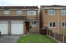semi detached house for sale in Agincourt Drive, Altofts...