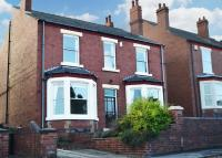 Detached home in Station Road, Altofts...