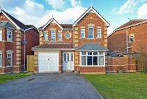 4 bed Detached home for sale in Linton Rise, Normanton