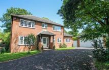 4 bedroom Detached home for sale in Henley Drive...