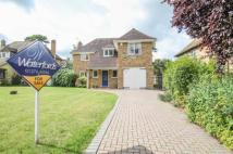 4 bed Detached house in Foxhill Crescent...