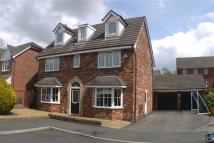 5 bedroom Detached house in Haxey Walk, Horwich...