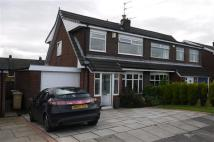 semi detached house in Fairways, Horwich, Bolton