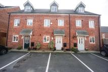 Town House in Silver Birch Close...