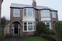 3 bed semi detached property to rent in Alborn Crescent...