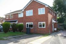 semi detached property in Bilbury Close, Redditch...