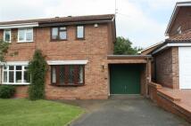 semi detached home to rent in Bascote Close...