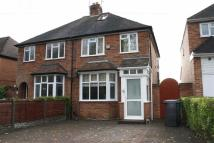 3 bedroom semi detached property to rent in Watery Lane, Redditch...