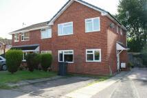 2 bedroom semi detached property in Bilbury Close, Redditch...
