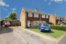 3 bedroom semi detached house in Ashford Gardens...