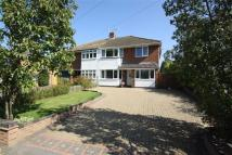 4 bedroom semi detached home in Telford Avenue...