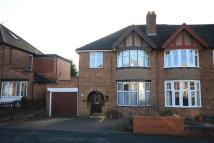 3 bedroom semi detached home for sale in Highland Road...