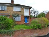3 bed semi detached property in Kimberley Way...