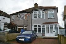 semi detached home for sale in Church Avenue...