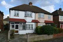 semi detached home for sale in Brookhouse Gardens...