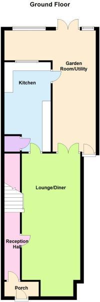 Floor Plan-Ground Floor