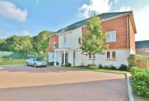 Flat for sale in Lakeside Drive, Chobham...