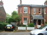 Compton Road End of Terrace house to rent