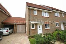 3 bedroom semi detached home to rent in Chandlers Drive, Bolnore...