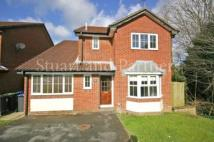4 bed Detached property to rent in The Oaks...