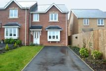 3 bed new home in Llys Adda, Bangor...