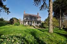 Detached home for sale in Glasinfryn, Bangor...