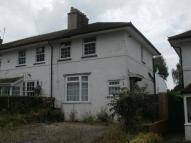 semi detached property in Selly Oak Road...