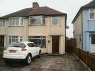 Three bedroom extended semi-detached with kitchen/diner and off road parking semi detached property for sale