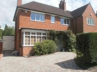3 bed semi detached home for sale in Traditional Bournville...