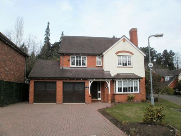 5 bedroom detached house for sale in modern five bed for Modern family home for sale