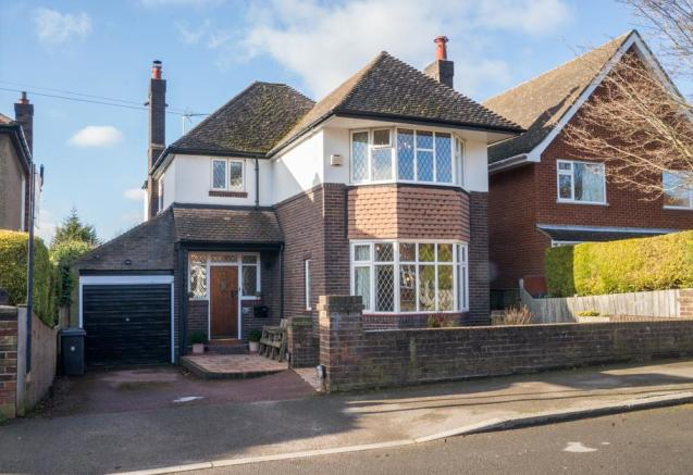 4 bedroom detached house for sale in marston gardens old